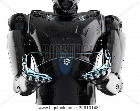 Robot Hand Extend