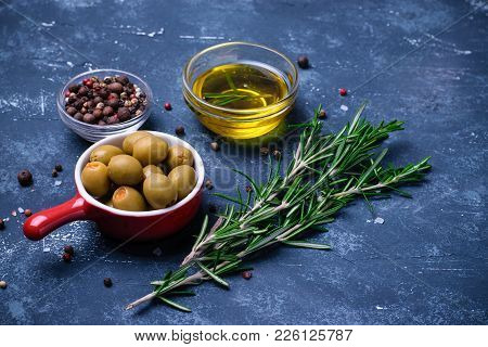 Cooking Ingredients - Italian Cuisine