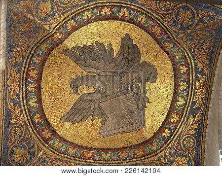 Mozaic In Sant Mark's Square
