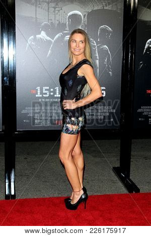 LOS ANGELES - FEB 5:  Kelly Grayson at the