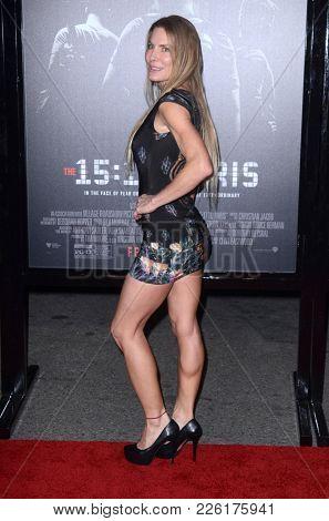 LOS ANGELES - FEB 5:  Kelly Greyson at the