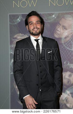 LOS ANGELES - FEB 5:  Daniel Zovatto at the