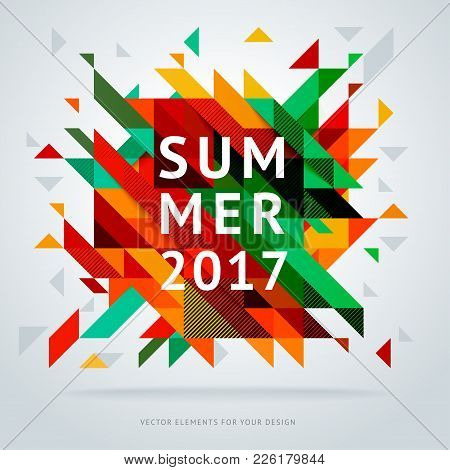 Minimalistic Bright Design, Creative Concept, Modern Diagonal Abstract Background Geometric Element.