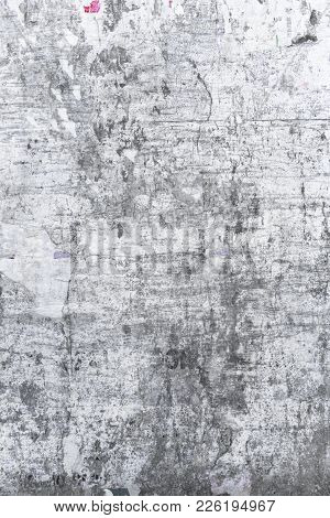 Creased Crumpled Paper Textures And Backgrounds. Space For Text.