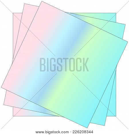 Abstract Colorful Blurred Backgrounds. Homepage. Abstract Background. Holographic Effect