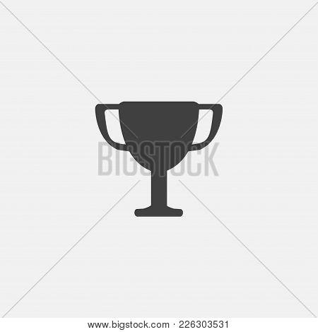 Award Icon Vector Illustration. Reward Icon Vector