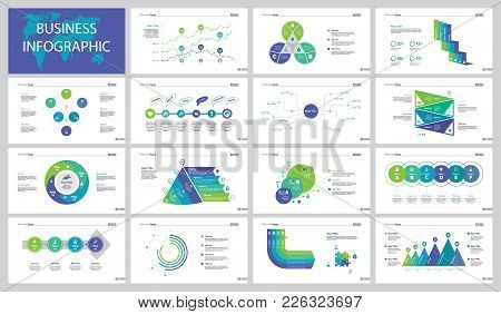Infographic Design Set Can Be Used For Workflow Layout, Diagram, Annual Report, Presentation, Web De