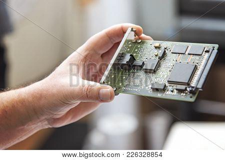 Networking Hardware, Modem Card