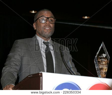 LOS ANGELES - FEB 10:  Lee Daniels at the 14th Annual Heart Health Gala at the Beverly Wilshire Hotel on February 10, 2018 in Beverly Hills, CA