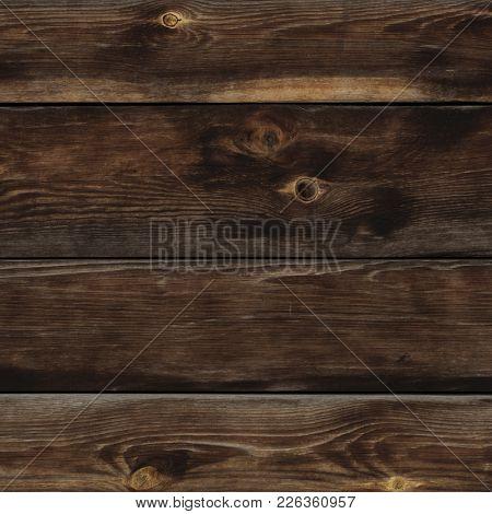 old dark wood plaque texture