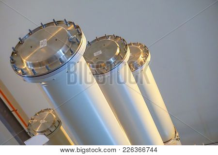 Aluminium Pipe For Electric Wire Protection In Gis System