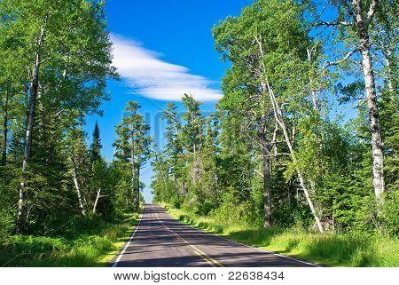 Gunflint Trail, Minnesota