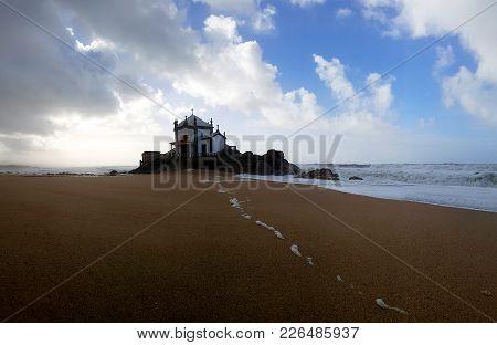 Capela Do Senhor Da Pedra Miramar Beach