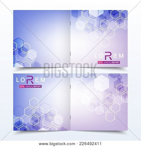 Business Templates Square Brochure, Magazine, Leaflet , Flyer, Cover, Booklet, Annual Report. Scient