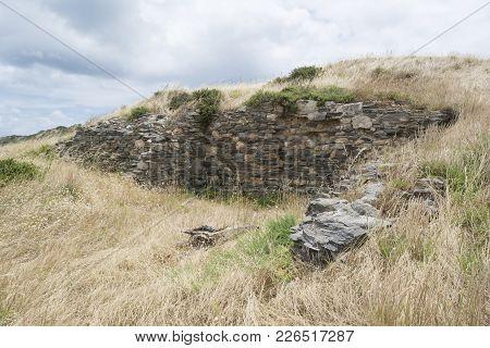 Ruins Of Old Cape Jervis Whaling Station, Fleurieu Peninsula, South Australia