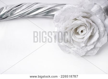 Fragment of wedding decoration