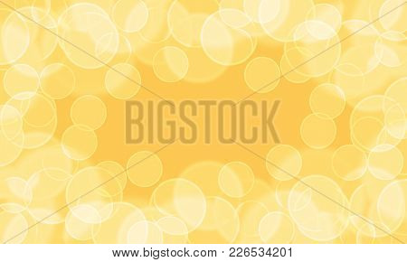 abstractgold  background with the effect of Boké