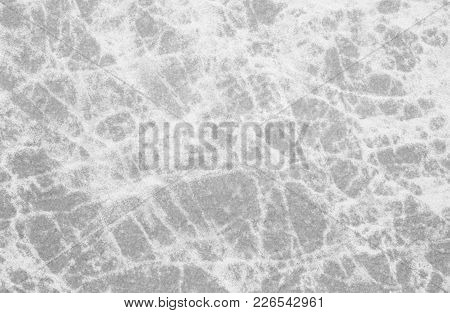 Closeup Surface Marble Wall Texture Background In Black And White Tone