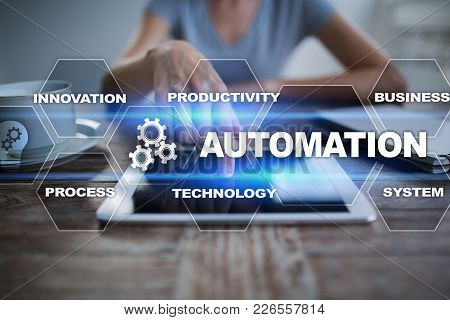 Automation Concept As An Innovation, Improving Productivity, Reliability And Repeatability In Techno