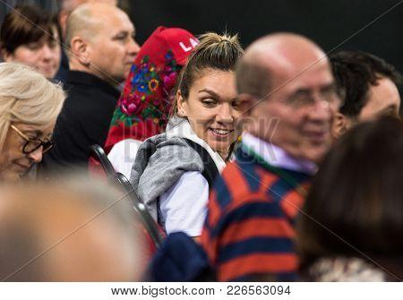 Simona Halep Tennis Player