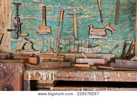 Old Carpenter's Workshop