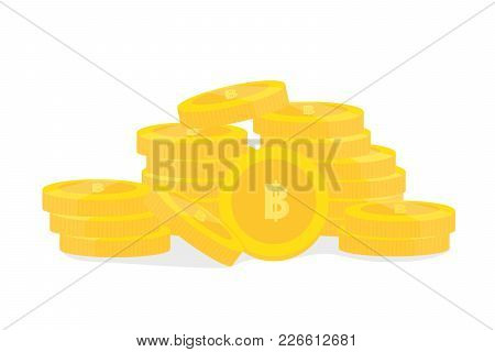 Vector Coins Vector Design For Thai Currency Business Finance .