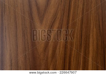 Detail Of A Wood Grain Effect Vinyl Film