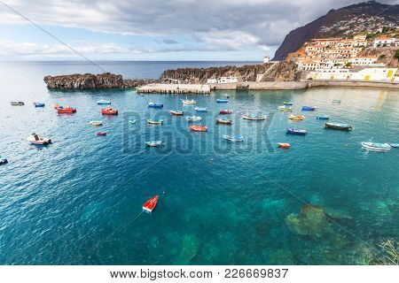 Landscapes of the Madeira island