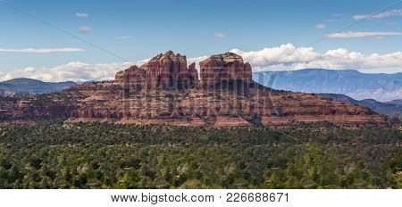 Sedona Arizona Red Rock In Northern Arizona