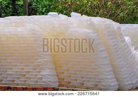 Plastic Plastic Is Material Consisting Of Any Of A Wide Range Of Synthetic Or Semi-synthetic Organic