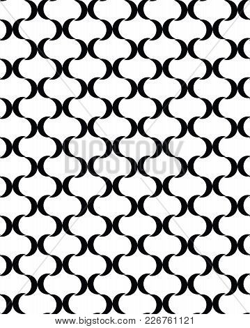 Arabic Seamless Vector Pattern In Islamic Style