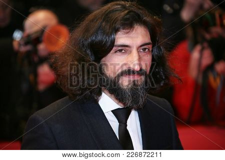 Numan Acar attends the Opening Ceremony & 'Isle of Dogs' premiere during the 68th Berlinale International Film Festival Berlin at Berlinale Palace on February 15, 2018 in Berlin, Germany.
