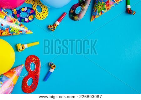 Bright Decor For A Birthday, Party, Festival Or Carnival.