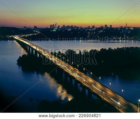 Paton Bridge Evening View