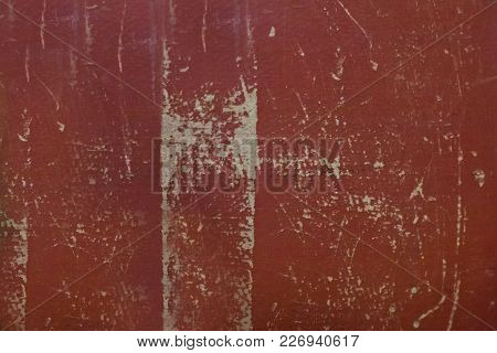 Aged Shabby Brown Surface. Old, Shabby, Brown,