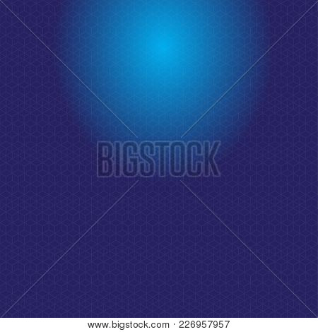 Beautiful Blue Background Vector Illustration. You Can Use Web App And Other
