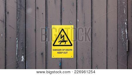 Danger By Death