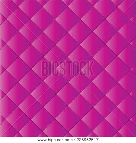 Geometrical Abstract Background Texture With Squares Vector
