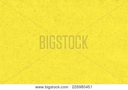 Canary Yellow Speckled Paper Grain Background Texture