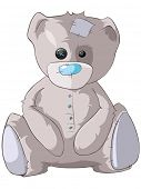 Cartoon Character Bear poster