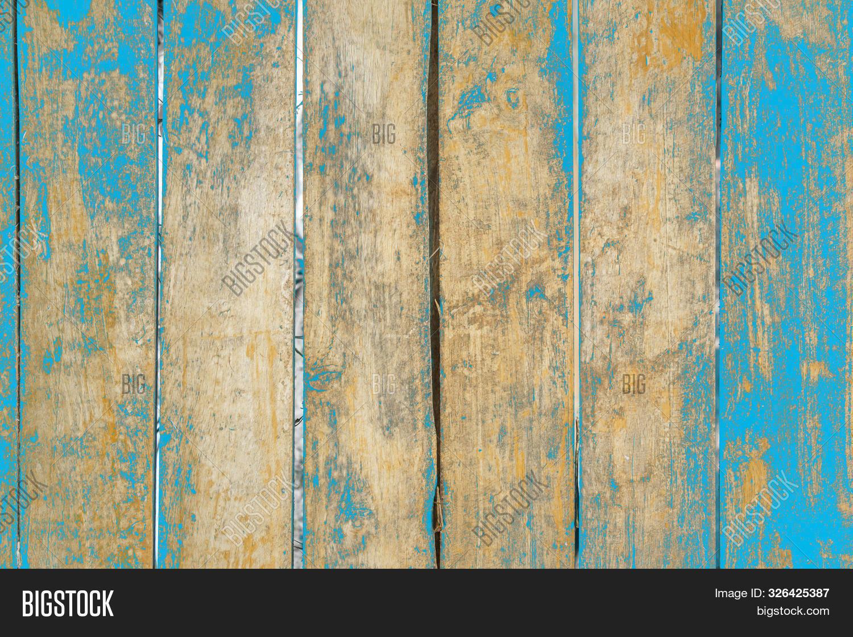Old Grunge Wood Plank Image Photo