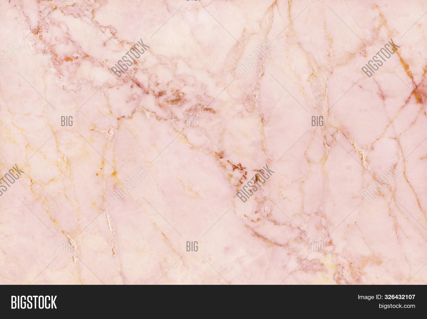 Rose Gold Marble Image Photo Free Trial Bigstock
