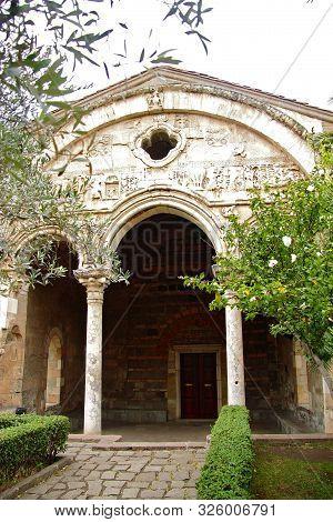 Church Of St Sofya - Ayasofya Trabzon Turkey 25 Sept 2016