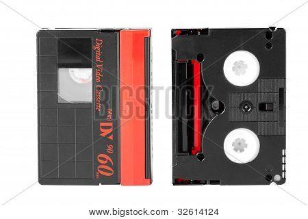 Mini Dv-Kassette
