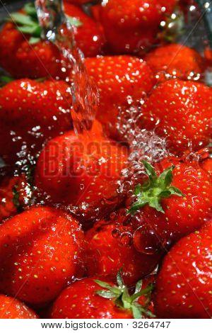 Strawberry Wash