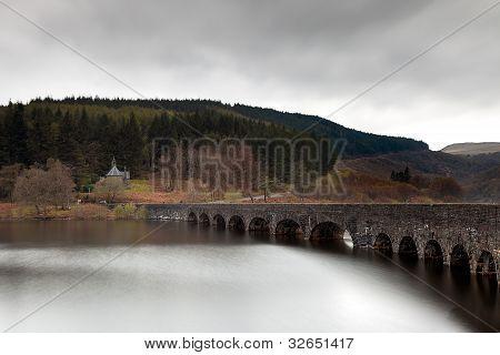 Bridge Over Caban Coch