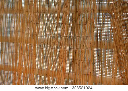 Hand Made Thin Bamboo Blinds