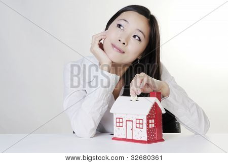 Young Chinese Woman