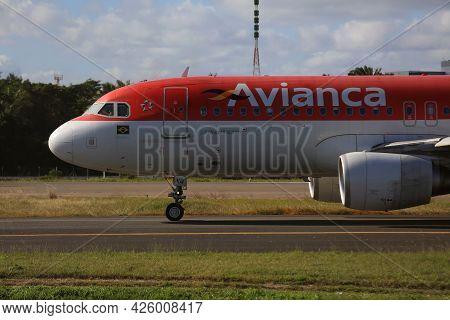 .airbus Of The Avinaca Company