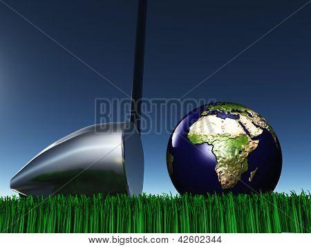 Africa Golf